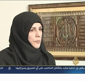 Dafna Bayraq, Wife of Suicide Bomber Humam Al-Bluwi: US, Jordan, Israel Responsible for My Husband's Attack Against the CIA