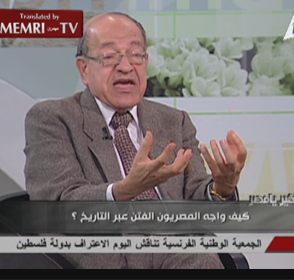 Egyptian Urologist and Egyptologist Wassim Al-Sissy: America Is Putty in the Hands of the Jews