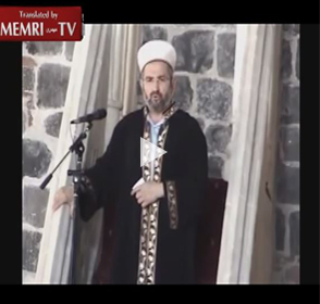 Turkish Imam Depicts the Jews as