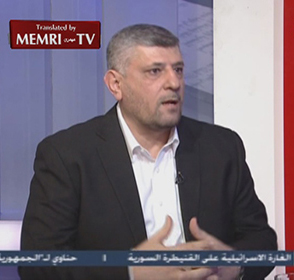 Palestinian Islamic Jihad Representative: In a Future War, Half the Galilee Will Fall