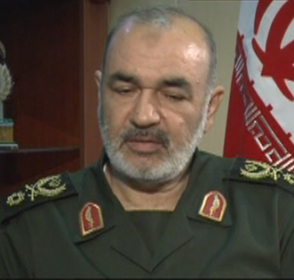 IRGC Deputy Commander Hossein Salami Threatens Retaliation against Israel, Says: