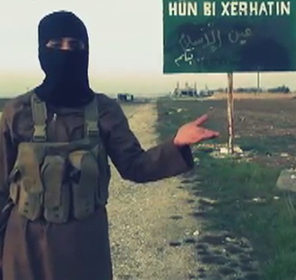 ISIS Militants: We Withdrew from Kobani because of the Coalition Airstrikes