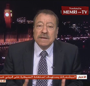 Former Al-Quds Al-Arabi Editor Abd Al-Bari Atwan: Jihad against Israel Is the Only Thing We Arabs Have in Common