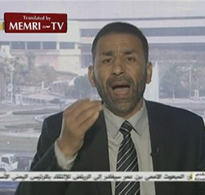 Syrian Commentator Hussam Shoei'b: Zionists Burned Jordanian Pilot, Just Like They Knead Passover Matzos with Blood