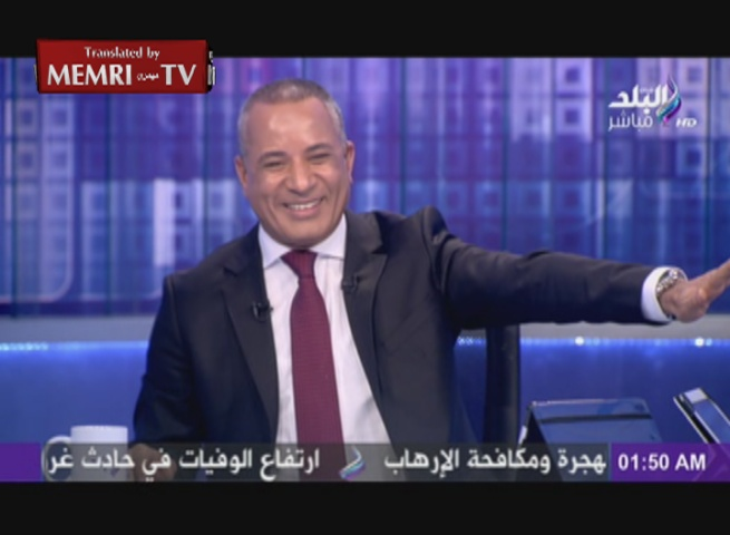 Qatar Elite Slandered on Egyptian TV Channel: Homosexual, Lesbian, Whores, CIA and Mossad Agents