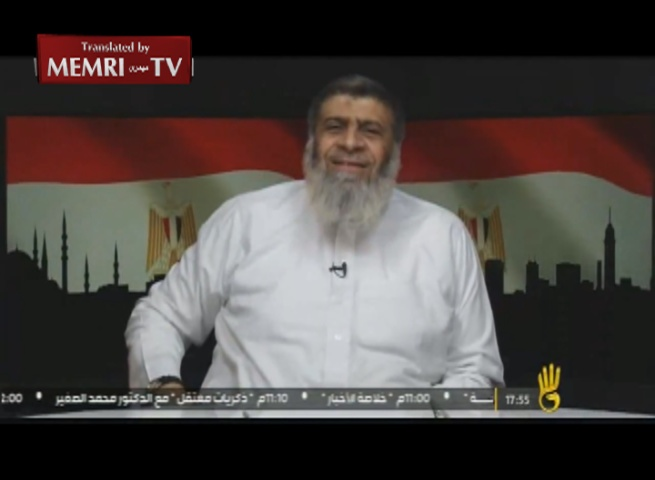 Egyptian Islamist in Exile Assem Abdel Maged: My Loyalty to Allah Outweighs My Loyalty to My Country