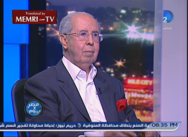 Palestinian Historian Salman Abu Sitta: Israel Perpetrated Holocaust against the Palestinians