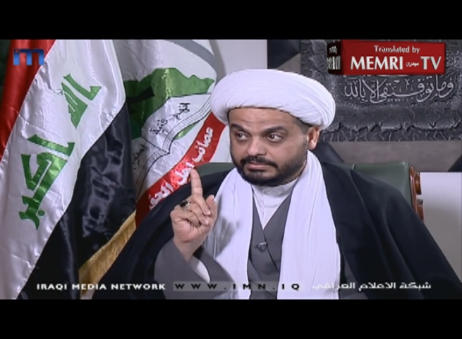Iraqi Shiite Militia Leader Qais Al-Khazali: Kurdish Leaders Are Leeches, Sucking the Blood of Iraq