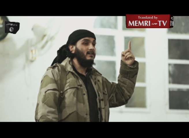Video Released by ISIS in Al-Raqqah, Syria: We Will Regain Andalusia and Have Provinces in Europe