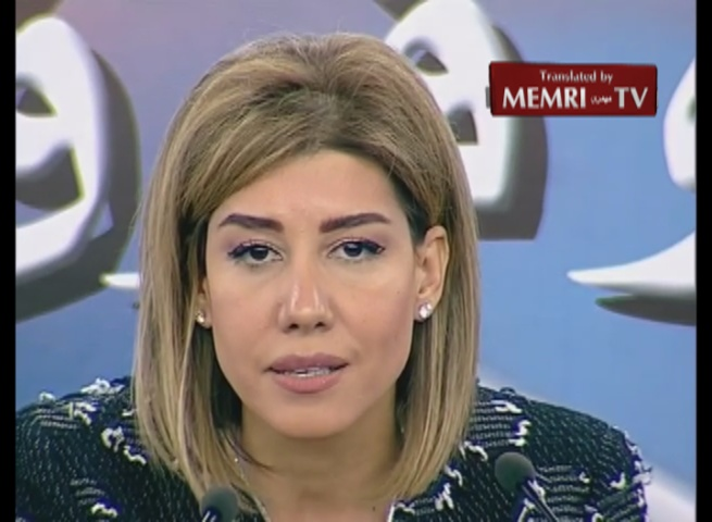 Lebanese Talk Show Host Paula Yacoubian: The Ottomans Were the Forefathers of ISIS, but Armenian Genocide Was Not About Muslims Killing Christians