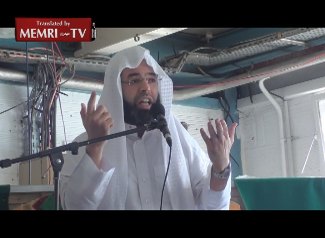 Sermon by Imam AbdelFattah Rahhaoui in Meaux, France: The Hijab Is an Obligation That Will Never Change