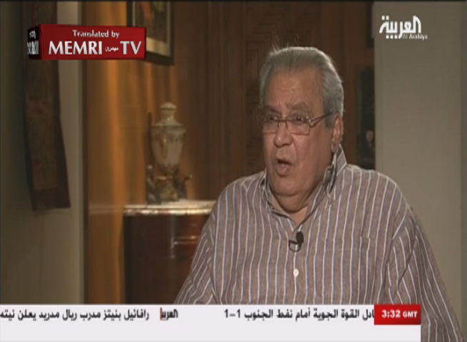 Former Egyptian Minister of Culture Gaber Asfour: Without Reform of the Religious Discourse, We Will Have ISIS in Every Neighborhood