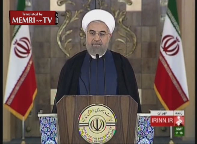 Iranian President Rouhani Describes Nuclear Deal, Says: The Superpowers Have Officially Recognized a Nuclear Iran