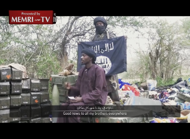Video by IS West Africa Province, Previously