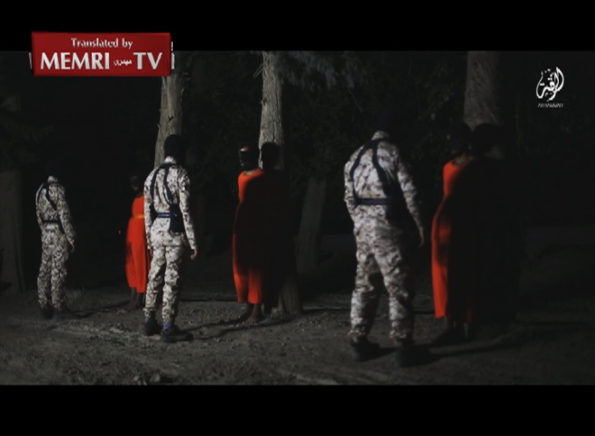 ISIS Executes Three