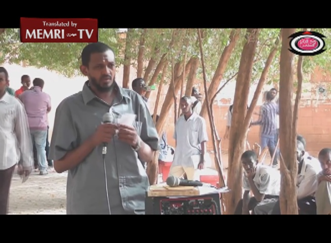 Sudanese Cleric Muzammil Faqiri: Communists Try to Lure Muslims into Accepting Darwinism