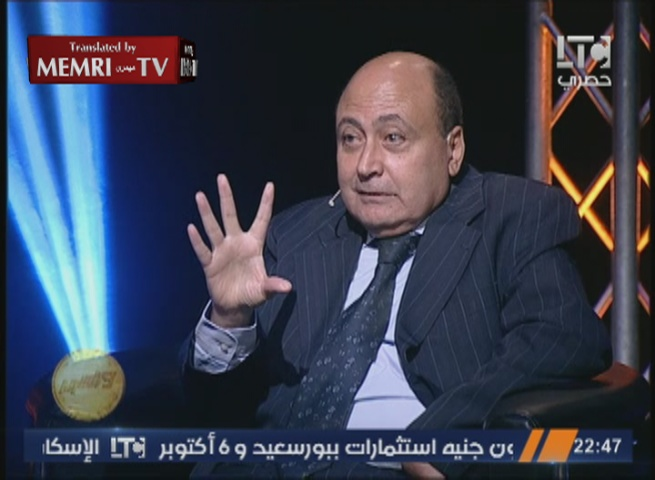 Former Al-Ahram Editor-in-Chief Osama Saraya: Ultimately, the Muslim Brotherhood Will Rule Syria, Libya, and Yemen