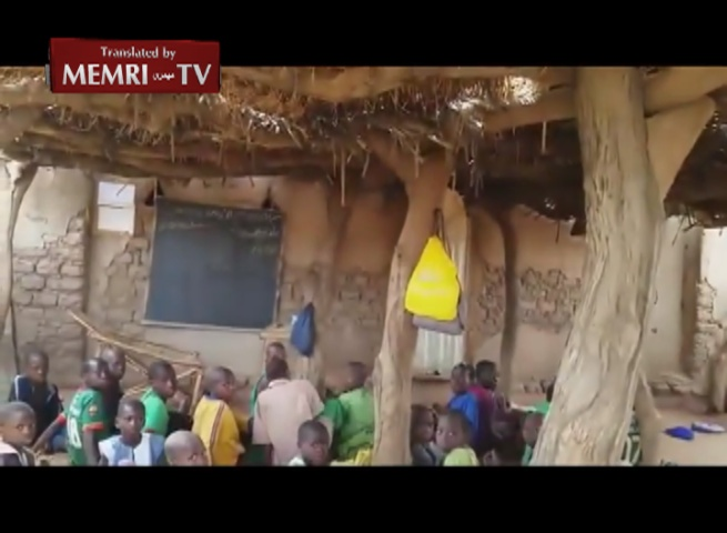 Saudi Education Ministry Textbooks Used in Remote Burkina Faso Village
