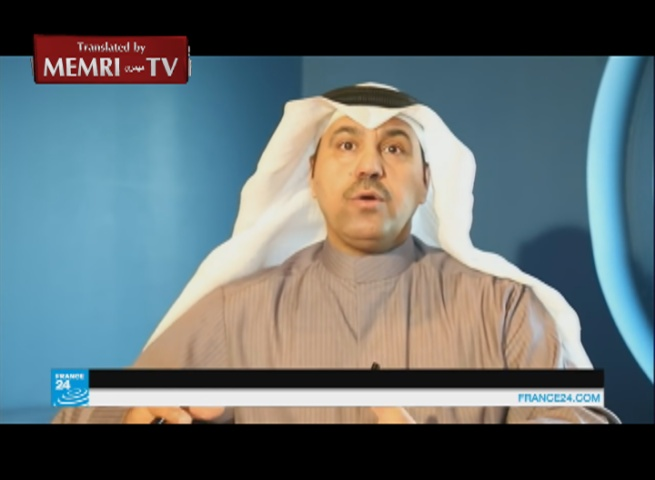 Kuwaiti Researcher Fahd Al-Shelaimi: Gulf States Cannot Accept Syrian Refugees