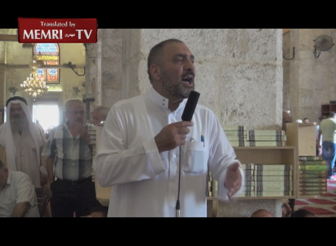 Al-Aqsa Mosque Address: Europe Wants the Muslim Refugees as Labor; We Shall Conquer Their Countries