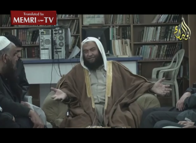 Jordanian Cleric against Killing Jews: If You Don't Attack Them, They Don't Attack You