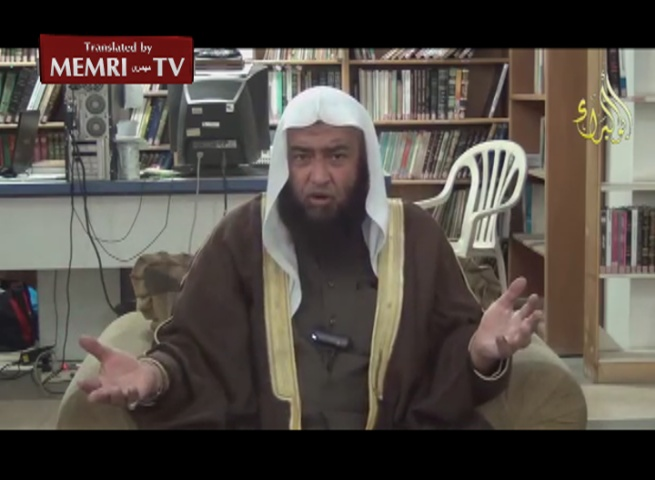 Jordanian Cleric Who Banned Killing Jews Sets Record Straight: Jihad against Brothers of Apes and Pigs a Duty