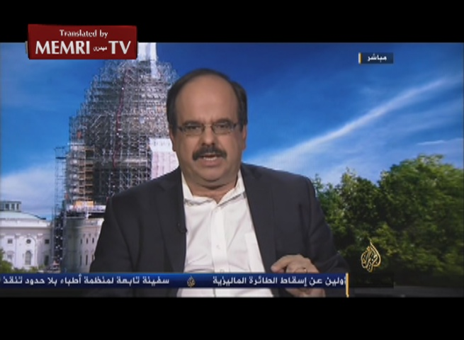 MEMRI Vice President Alberto Fernandez: We Need an Alternative to ISIS and the Al-Assad Regime
