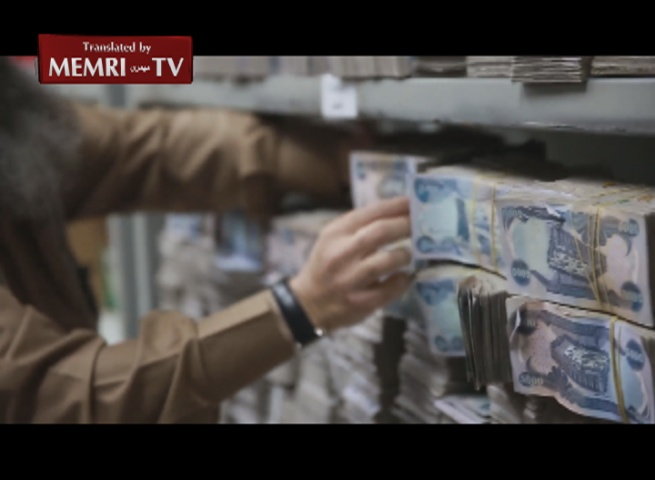 Tax Collection by ISIS in Nineveh Province, Iraq