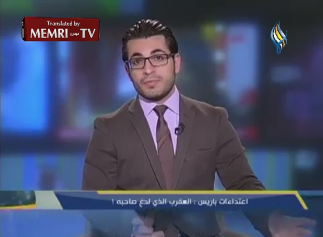 Syrian TV Response to Paris Attacks: The Scorpion Has Stung Its Owner