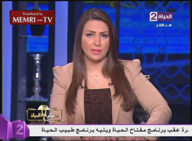 Egyptian TV Host: ISIS Is Israeli-British-American Made, Al-Baghdadi a Jew