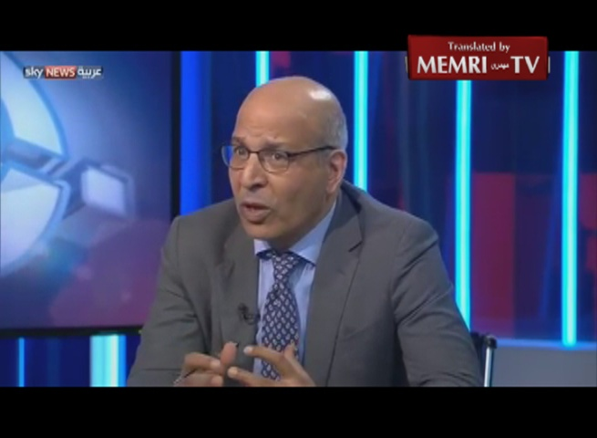Egyptian Intellectual Mamoun Fandy: The Europeans Might Do to the Muslims What Hitler Did to the Jews