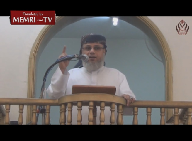 Yemeni Cleric: The Jews, the Most Despicable of Allah's Creatures, Are the Enemies of Mankind and Peace