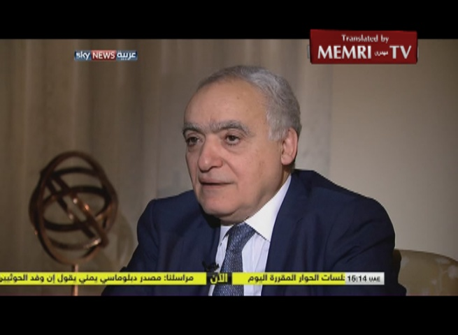 Former Lebanese Minister of Culture Professor Ghassan Salamé on Middle East Crises: With Defeat Unlikely and Victory Impossible, We Must Brace Ourselves for Compromises