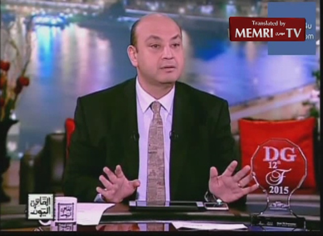 Egyptian TV Host Amr Adeeb: Nobody Is Fighting the Muslims, They Are Killing One Another