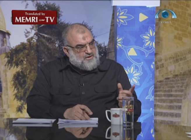 Palestinian Scholar Samir Said: The Jews Have a Criminal, Satanic Nature and Are the Enemies of Mankind