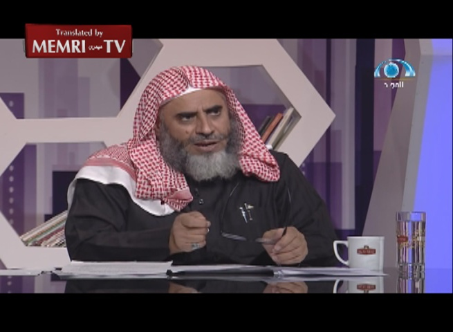 Saudi Cleric Awadh Al-Qarni: The Mossad Placed Me on Its Hit List, and So Did ISIS and the Shiites