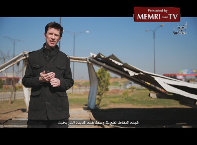 British Hostage John Cantlie Mocks Obama in New Video, Says Americans