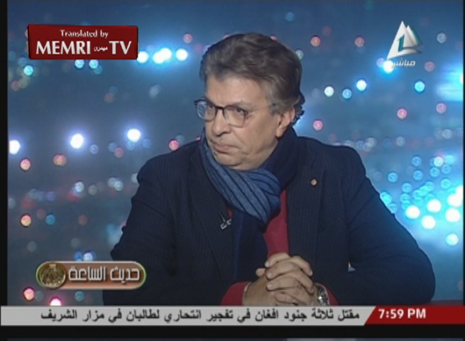 Egyptian Intellectuals Debate the Plight of Liberals in Egypt: There Would Be No Progress in the World without Blasphemy