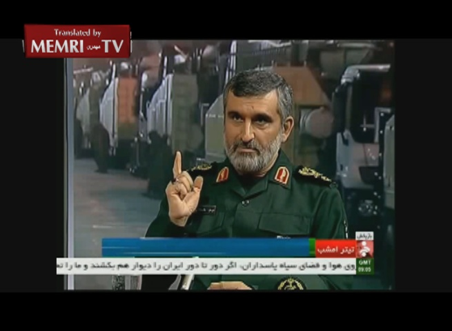 Top IRGC Officials on Recent Ballistic Missile Launch: Our Missiles Are Ready for Launching against Any Target