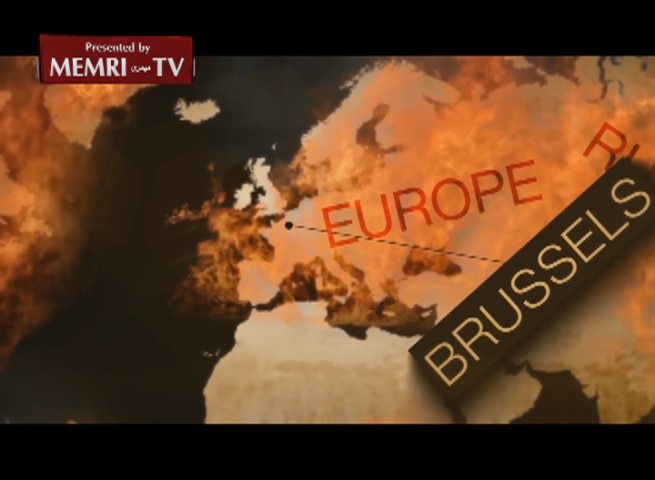 Video Celebrating Brussels Attacks by Pro-ISIS Media Agency Al-Battar