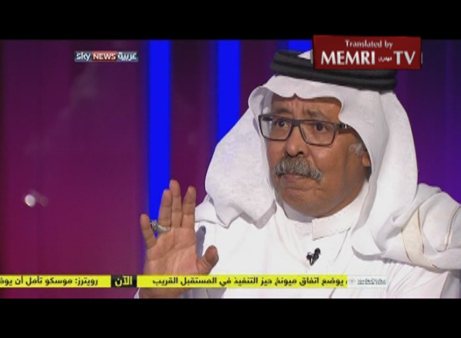 Saudi Author Said Al-Suraihi: The Ogre of ISIS Emerged from Our History Books