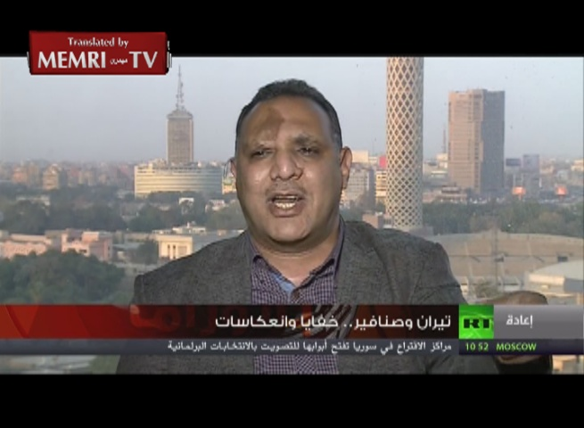 Tensions Run High between Egyptian Nasserist and Saudi Analyst on TV Show following Island Deal