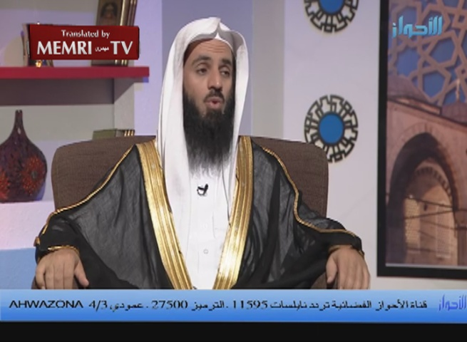 Saudi Cleric Muhammad Al-Habdan: Citizenship of Infidel Countries Only in Cases of Life and Death
