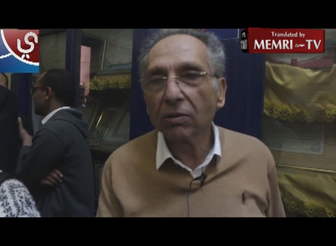 Egyptian Political Activist Dr. Mamdouh Hamza: We Got Rid of Mubarak and Morsi in Knockout Blows, But We Need to Beat Al-Sisi through Elections