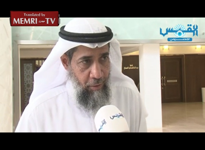 Kuwaiti MP Abd Al-Rahman Al-Jeeran: We Should Give Up Democracy in Favor of Economic Reforms