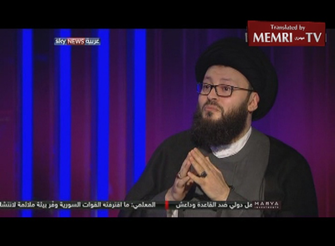 Lebanese Shi'ite Cleric Muhammad Ali Al-Husseini: Iran will Sell Nasrallah Out When It Has Finished Using Him