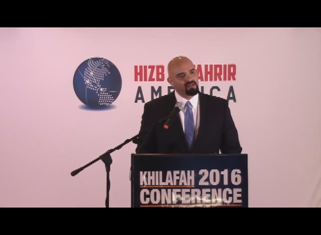 An American Hizb Ut-Tahrir Leader Exhorts Muslims to Refrain from Voting in U.S. Elections, Says: Islam Is Here to Dominate