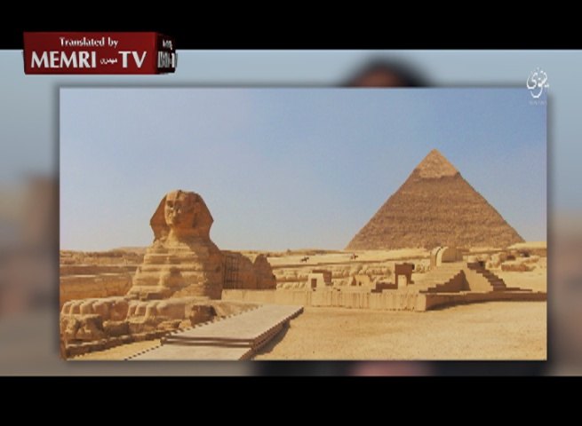 ISIS Features Destruction of Nimrod Archeology, Vows to Destroy Pyramids