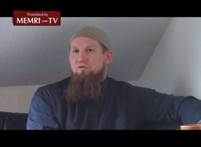 German Salafi Preacher Pierre Vogel Responds to ISIS Death Threats: Their Understanding of Jihad Is