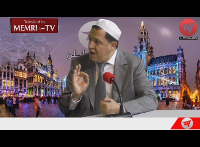 French-Tunisian Imam Hassen Chalghoumi: I Am Proud to Be French; I Fear a Muslim Holocaust